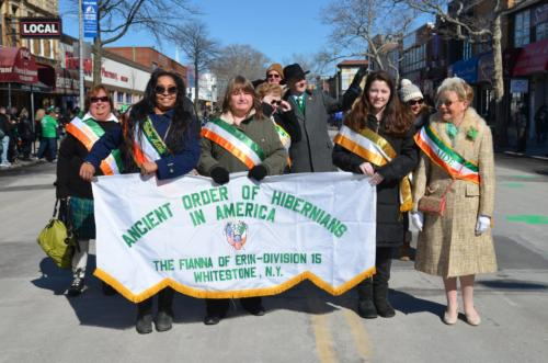 St. Patrick's Day Parade 2018